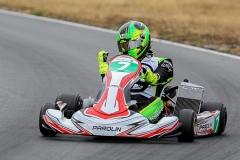 Nederlands kampioen 2 tact karting 2018Photographer: Perry vd Leuvert
