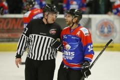 15-01-2020: IJshockey: Unis Flyers v Nijmegen Devils: EindhovenFinal Icehockey cup Brent Janssen, Unis Flyers