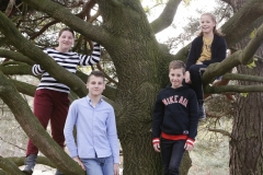 Fotoreportage  familie Lombarts