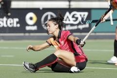 13-10-2019: Hockey: Vrouwen Oranje Rood v Hurley: EindhovenLivera HoofdklasseMarlena Rybacha van Oranje-Rood