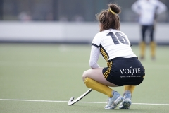 17-11-2019: Hockey: Dames Oranje Rood v Victoria: Eindhovendisappointment by Marijn Verheul of Victoria