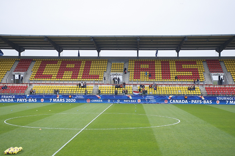07-03-2020: Voetbal: Vrouwen Nederland v Canada: CalaisStade de L epopee FranceTournoi de France 2020