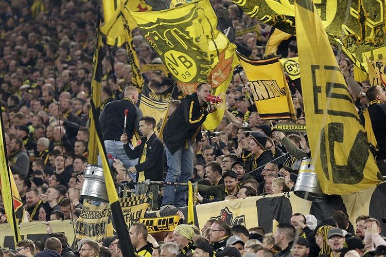 19-10-2019: Voetbal: Borussia Dortmund v Borussia Munchengladbach: DortmundBundesliga Fans of BVB